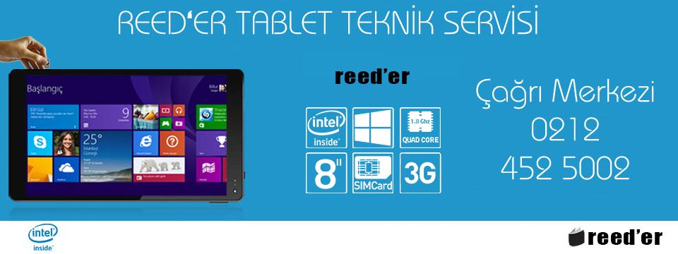 reeder-tablet-servisi