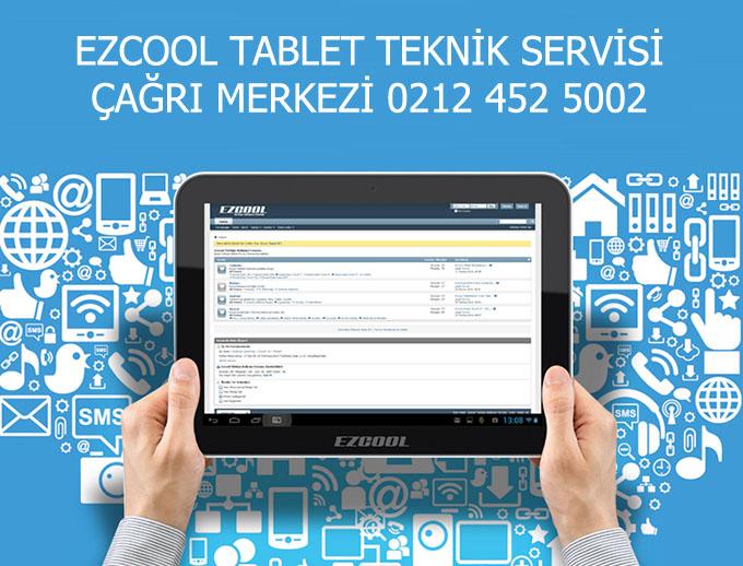 ezcool-tablet-servisi