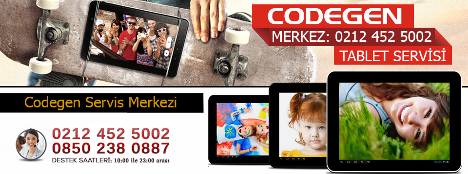 codegen-tablet-servisi