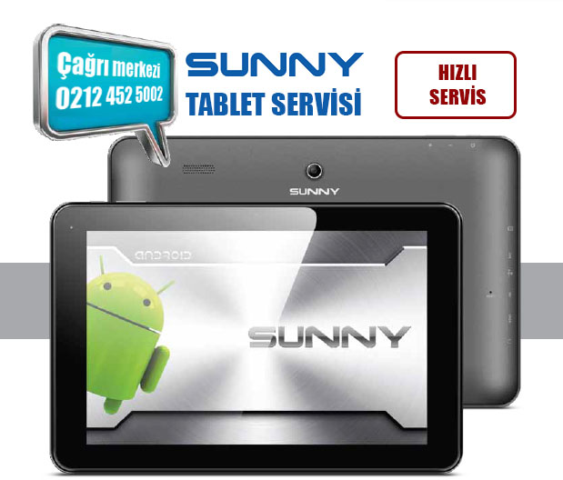 sunny-tablet-servisi