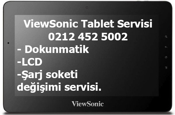 viewsonic-tablet-servisi