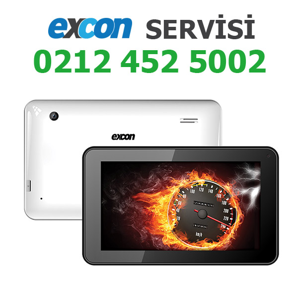 Excon tablet servisi