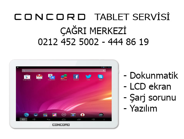 concord-tablet-servisi
