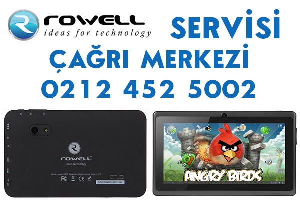 rowell-tablet-servisi